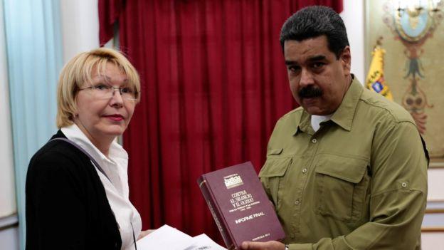 Venezuela le pedirá a Interpol que capture a la ex fiscal que huyó a Brasil