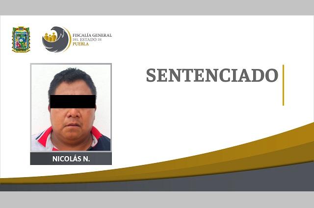 Dan 40 años de cárcel a feminicida de Coyomeapan