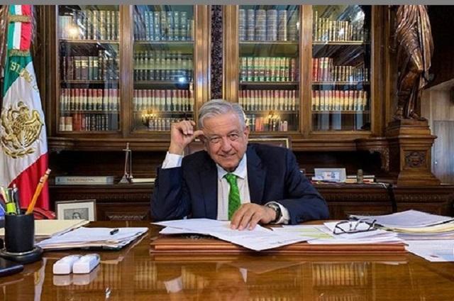 Ya nació Salomón Andrés Manuel, el nieto del presidente de México