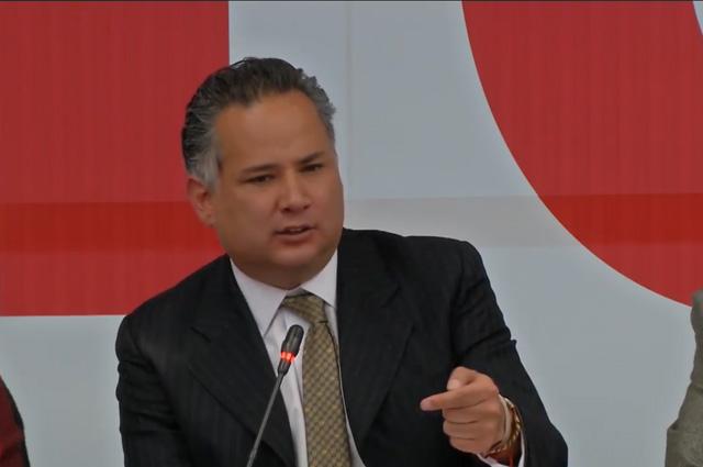 Da positivo a Covid-19 Santiago Nieto, titular de la UIF