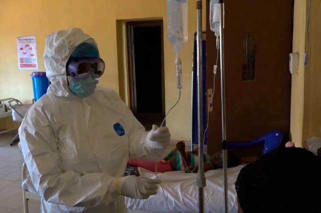 Brote de cólera deja 2 mil muertos en Nigeria