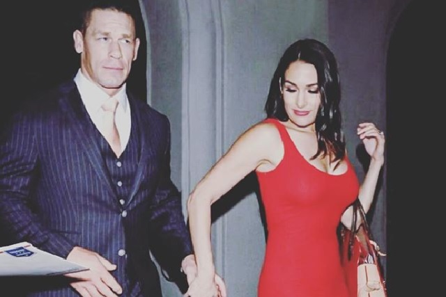 Nikki Bella y John Cena terminan su compromiso