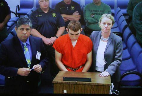 Nikolas Cruz acepta que es el autor de la masacre en la escuela de Florida