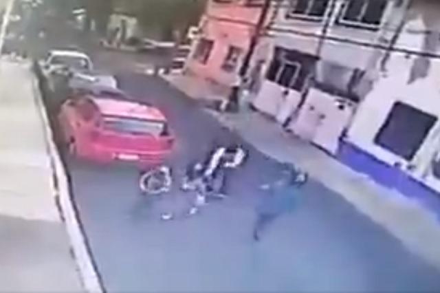 Captan a hombre que manosea a niña de 10 años
