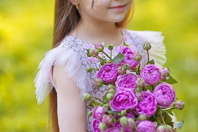 Anastasia, la niña rusa que es considerada la más bella del mundo