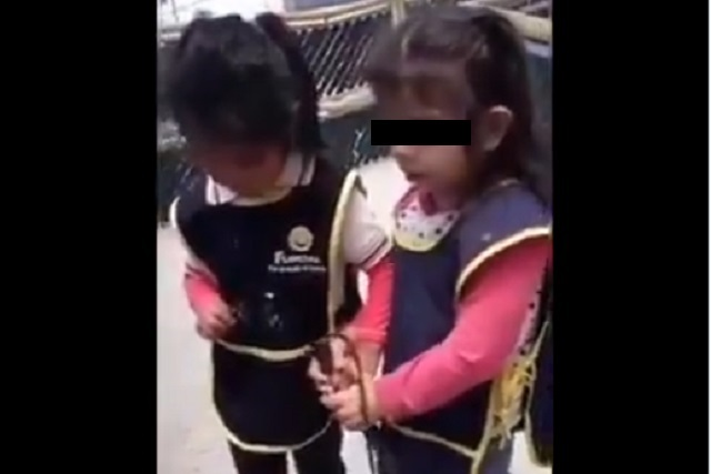 Video: Acción de niña invidente hace reflexionar a muchos