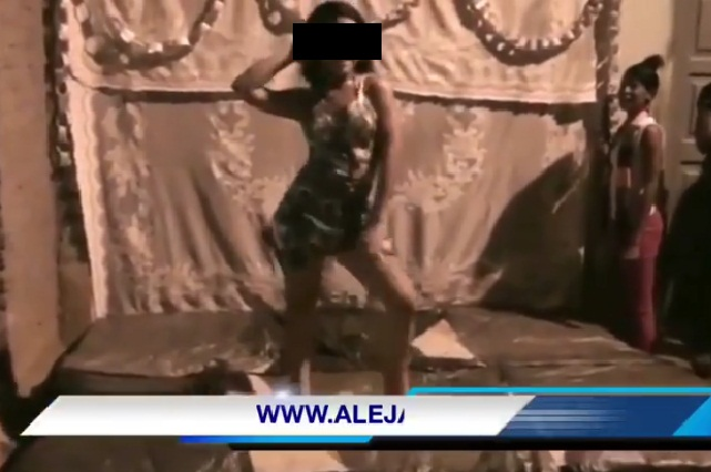 Indigna en Facebook video de niñas bailando semidesnudas como strippers