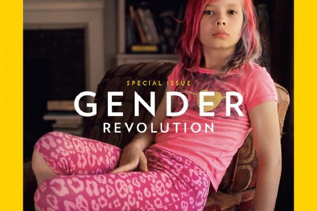 Niña transgénero se vuelve portada de la revista National Geographic
