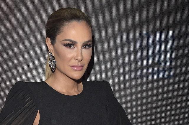 Ninel Conde denuncia a su ex Giovanni Medina por violencia doméstica