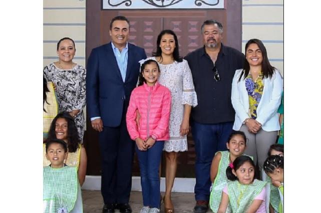 Auditoría Puebla y CEDEFOR suman esfuerzos a favor de la niñez poblana
