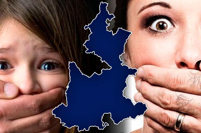 Encabeza Puebla desapariciones de mujeres y niños en el país