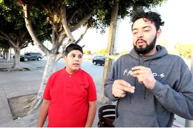 Encuentran al niño del Oxxo y dice que ya no puede hacer videos en la tienda