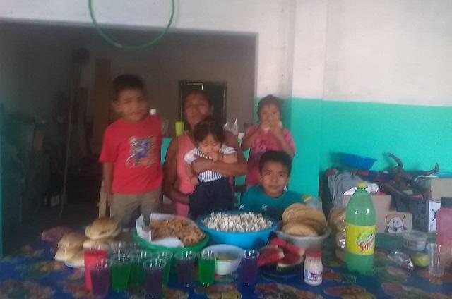 Niños de Acatlán se quedan sin festejo por Covid-19