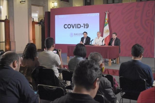 Los niños, casi inmunes al Covid-19: Secretaría de Salud