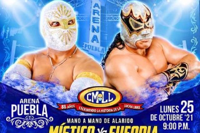 En el Místico vs Euforia, Arena Puebla también contará con niños gratis