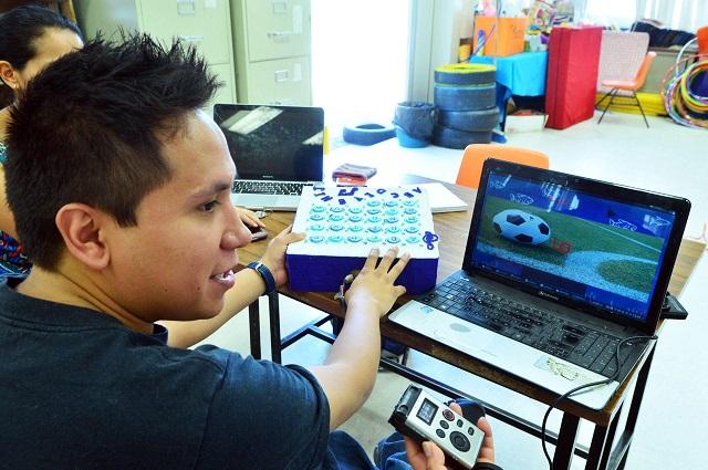 Diseñan programa para que niños con discapacidad aprendan a leer y escribir