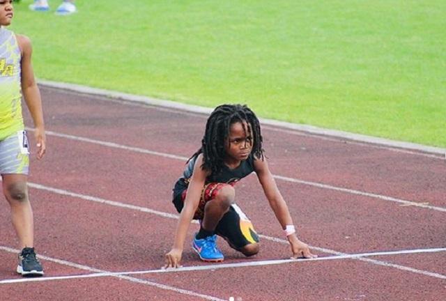 El niño más veloz del mundo hace temblar récord de Usain Bolt