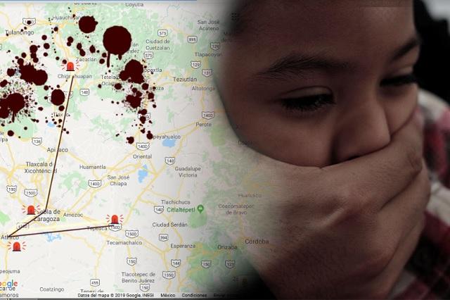 Menor de 14 años asesinado por asaltantes en Puebla