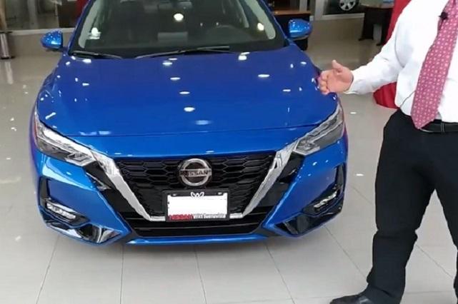 Foto / captura de pantalla Twitter / Nissan