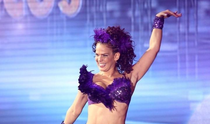 VIDEO: Así se veía y bailaba sexy con poca ropa Niurka cuando tenía 19 años