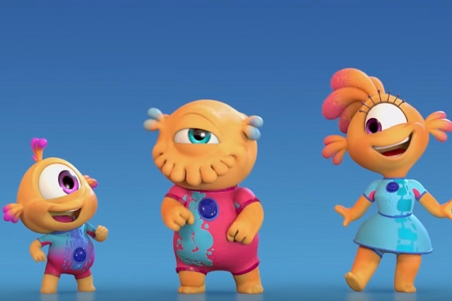 Disney Junior presenta los cortos de Nivistorias en YouTube
