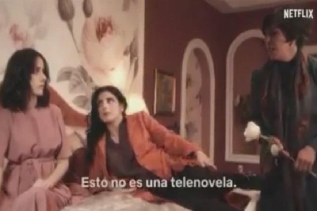 Las De la Mora se mofan de La Rosa de Guadalupe