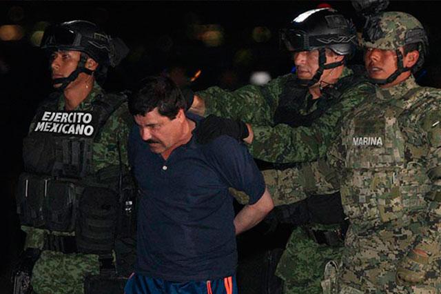 El Chapo Guzmán no se ha amparado contra la extradición: SRE