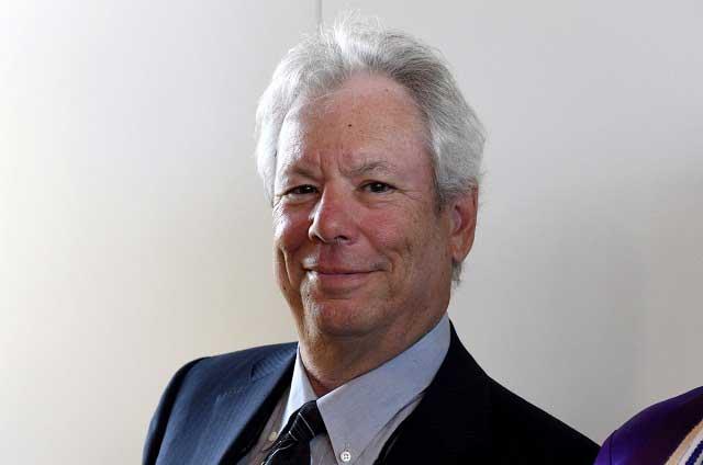 Estadounidense Richard Thaler gana el Nobel de Economía 2017