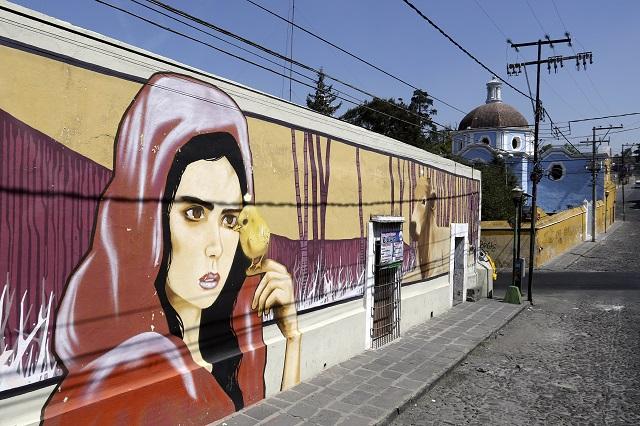 Pintarán murales en juntas auxiliares y en La Margarita