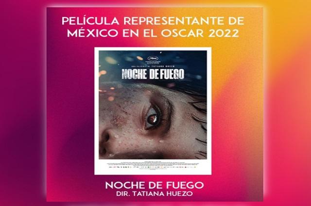 """""""Noche de Fuego"""" representará a México en los Oscar 2022"""
