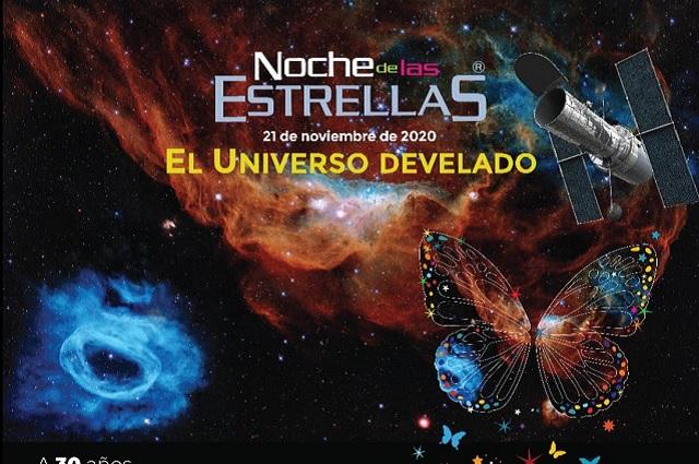 Será virtual edición 2020 de la Noche de Estrellas en Atlixco