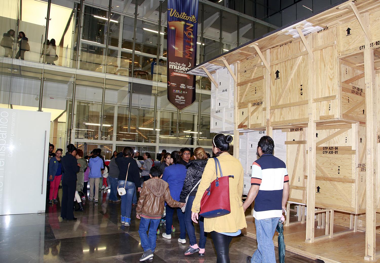 Consolida Puebla capital su oferta de museos y galerías