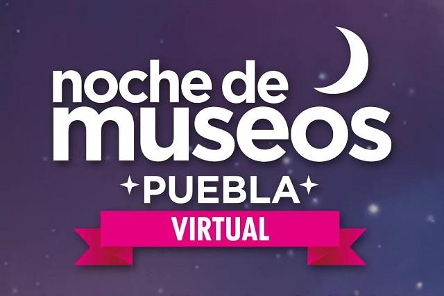 Por contingencia, 'Noche de museos' de mayo será virtual