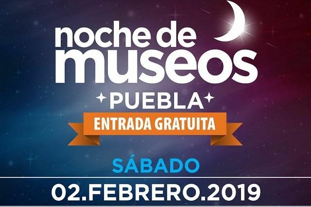 Disfruta el próximo sábado de la primera Noche de Museos del 2019