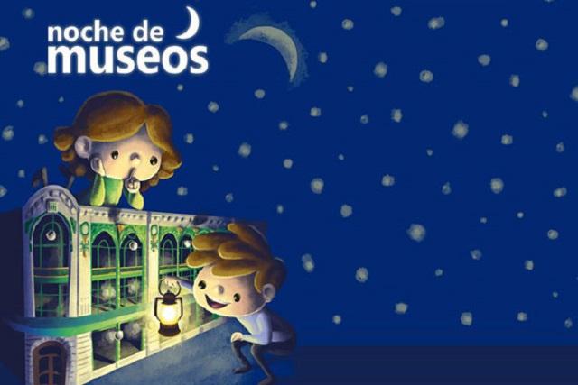 Este sábado 28 no te pierdas la Noche de Museos en su quinta edición
