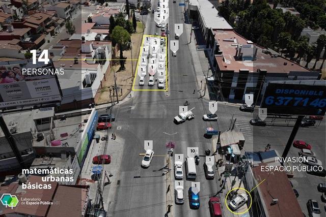 Iniciativa ciudadana logra frenar obra de Calzada Zavaleta