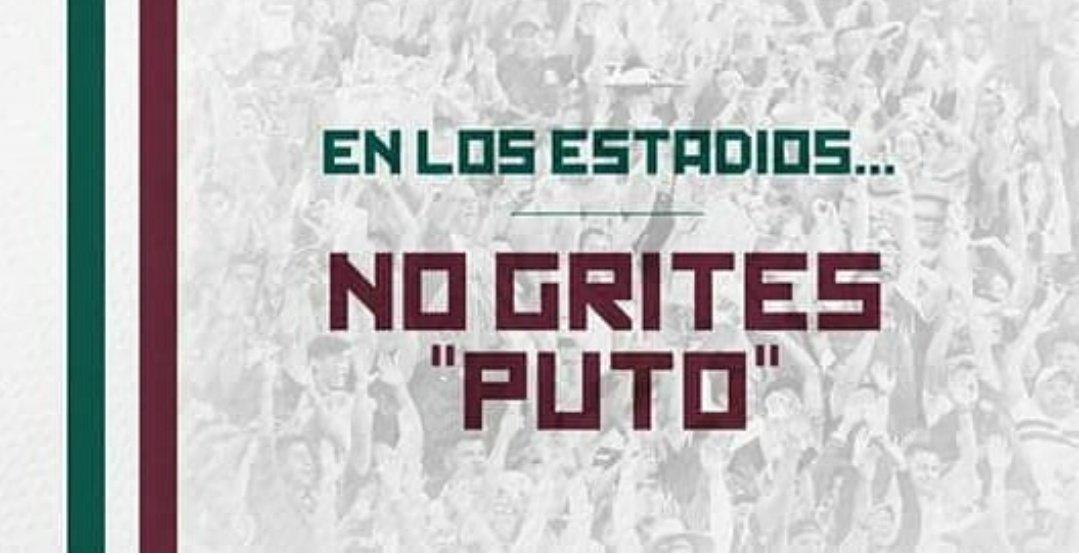 Inician en Twitter campaña #NoGritesPuto