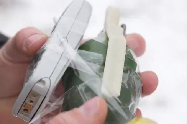 Video: Viejo Nokia aguantaba incluso la explosión de una granada