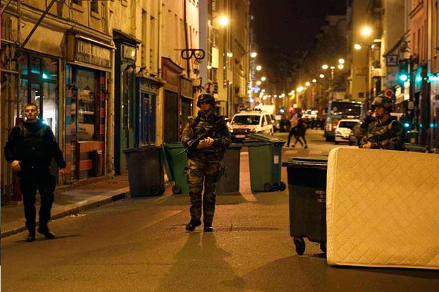 En ataque en París no hay mexicanos entre las víctimas: SRE