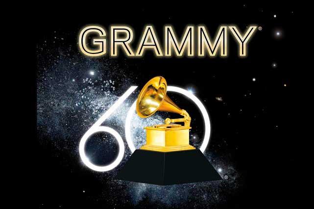 Publican la lista de los nominados a los Grammys 2018