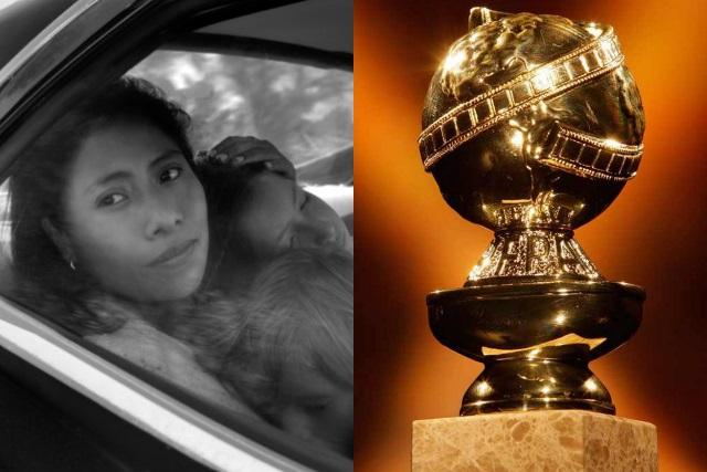 Roma de Cuarón con 3 nominaciones al Globo de Oro
