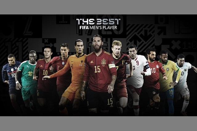 Así quedó la lista completa de finalistas a premios The Best de la FIFA