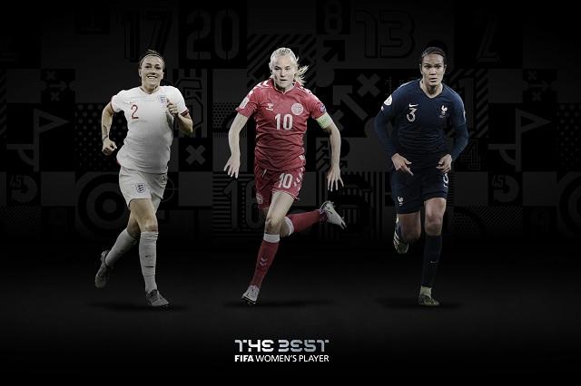 Conoce a las y los nominados a premios FIFA The Best 2020