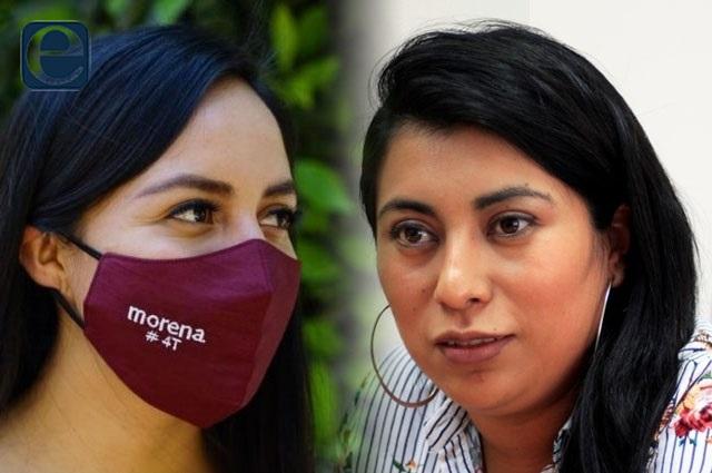 Nora Merino y Liz Mejorada candidatas de Morena por paridad