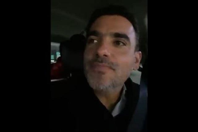 Liberan a Armando Prida Noriega, acusado de extorsión a funcionarios