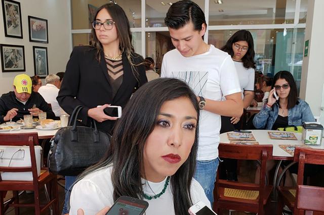 Solicita Estela Pimentel ante el INE debatir con sus contrincantes