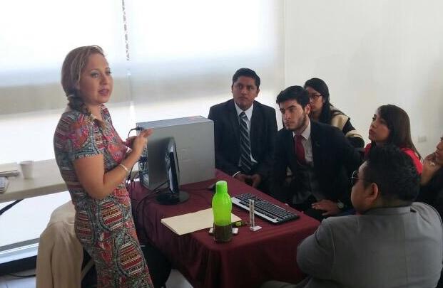 Llega Angélica Sandoval como magistrada electoral en Puebla