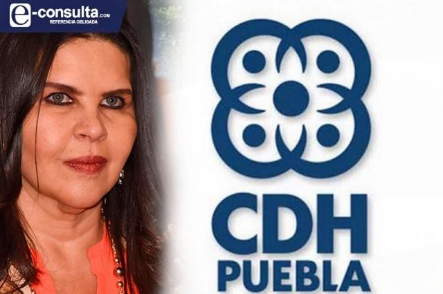 CDH exhibe abuso de autoridad en San Martín Texmelucan