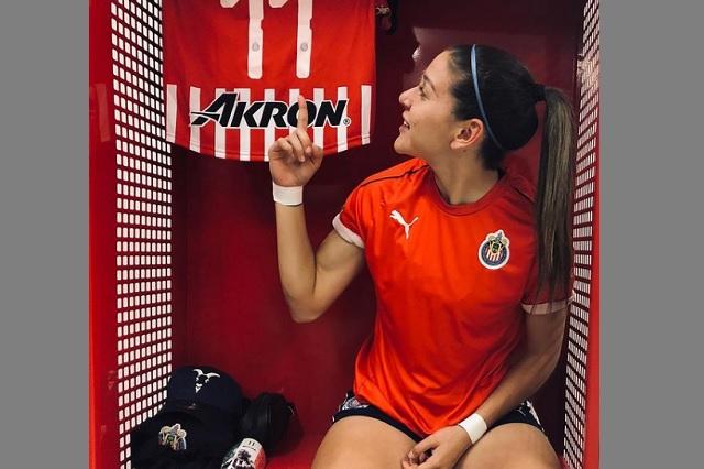 Adiós, leyenda: Norma Palafox le dice adiós a Chivas y al futbol