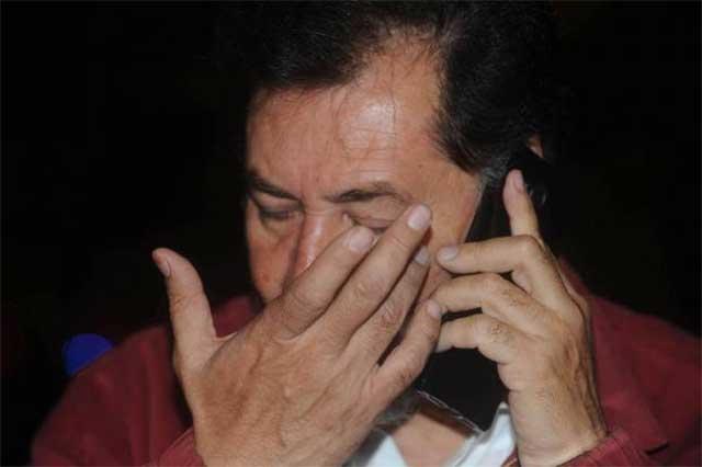 Asaltan y golpean a Gerardo Fernández Noroña en la CDMX